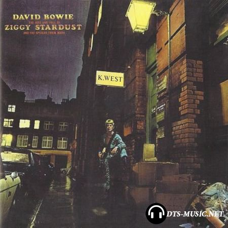 David Bowie - The Rise and Fall of Ziggy Stardust and the Spiders from Mars (2003) SACD-R