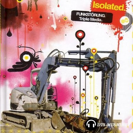 Funkstörung - Isolated. Triple Media (2004) DTS 5.1