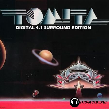 Isao Tomita - The Planets (2003) DTS 4.1