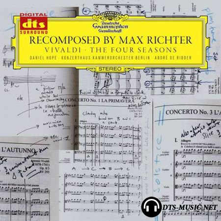 MAX RICHTER - Recomposed by Max Richter - Vivaldi:The Four Seasons (2012) DTS 5.1