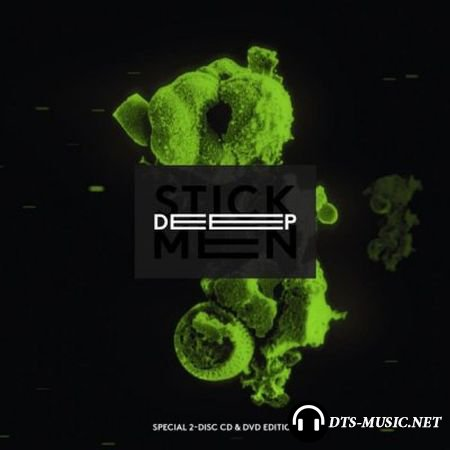 Stick Men - Deep (2013) DVD-Audio