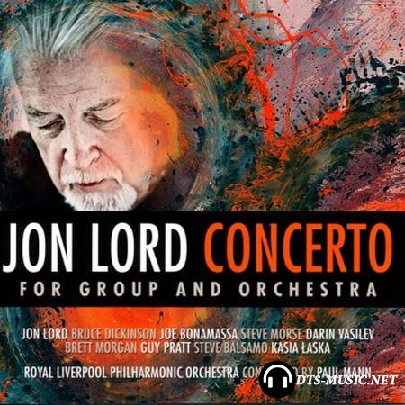 Jon Lord - The Concerto for Group and Orchestra (2012) DTS 5.1