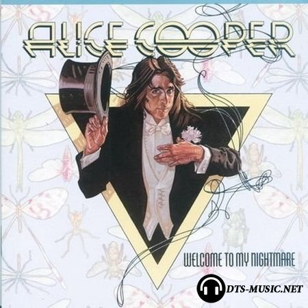Alice Cooper - Welcome To My Nightmare (2001) DTS 5.1