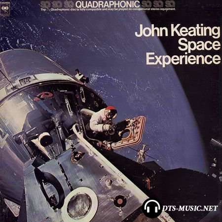 John Keating - Space Experience (1972) DTS 4.1