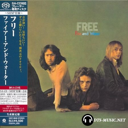 Free - Fire And Water (1970 / 2010) SACD-R
