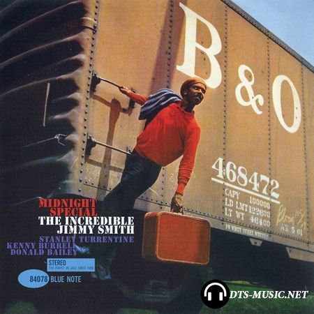Jimmy Smith - Midnight Special (1961) SACD-R