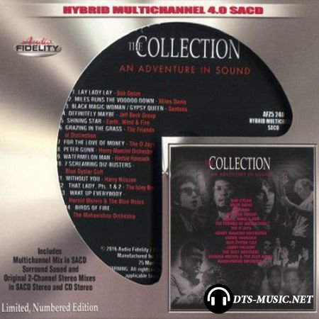 VA - The Collection An Adventure In Sound (2016) SACD-R