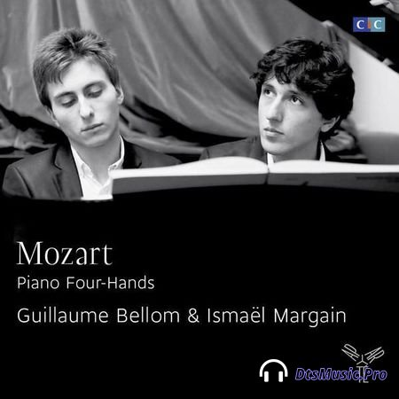 Guillaume Bellom - Mozart: Piano Four hands (2014) (24bit Hi-Res, Edition 5.1) FLAC