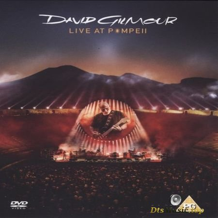 David Gilmour - Live At Pompeii (2017) DVD-Video