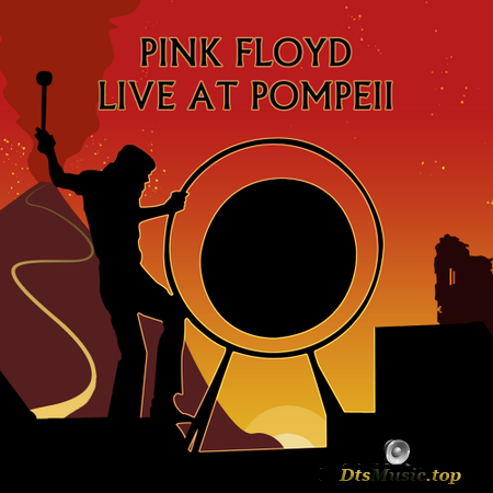 Pink Floyd - Live At Pompeii (Special edition) (1971, 2017) DVD-Audio