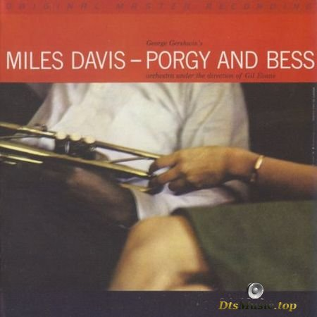 Miles Davis - Porgy and Bess (Limited Edition) (2019) SACD-R