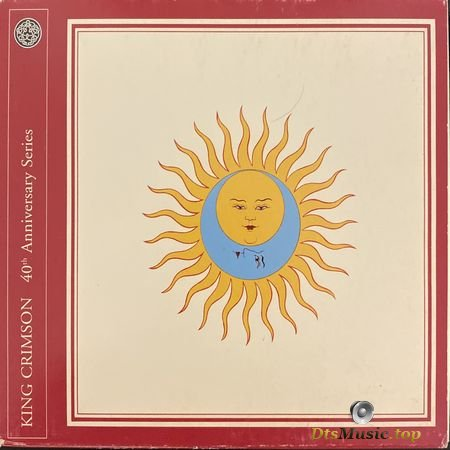 King Crimson - Lark's Tongues In Aspic (40th Anniversary Series, Steven Wilson Remix) (2012) DVD-A