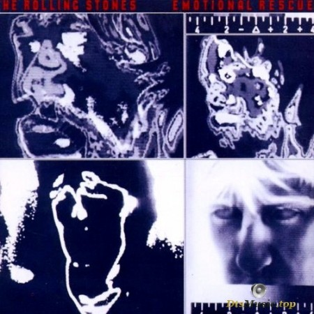 The Rolling Stones - Emotional Rescue (1980/2011) SACD