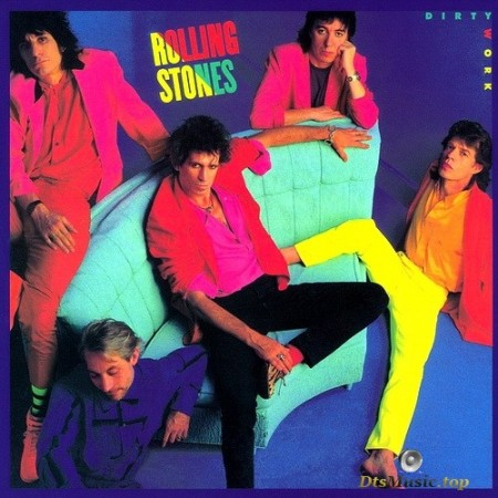 The Rolling Stones - Dirty Work (1986/2011) SACD