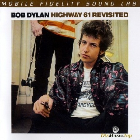 Bob Dylan - Highway 61 Revisited (Limited edition) (1965/2015) SACD