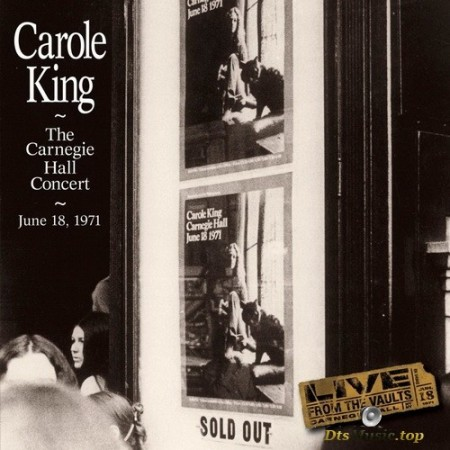 Carole King - The Carnegie Hall Concert: June 18, 1971 (1996/2011) SACD