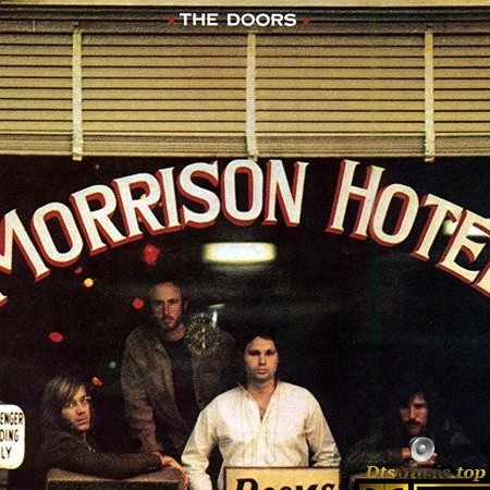 The Doors - Morrison Hotel (1970/2012) [FLAC 5.1 (tracks)]