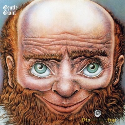 Gentle Giant - Gentle Giant (2019) DVD-Audio