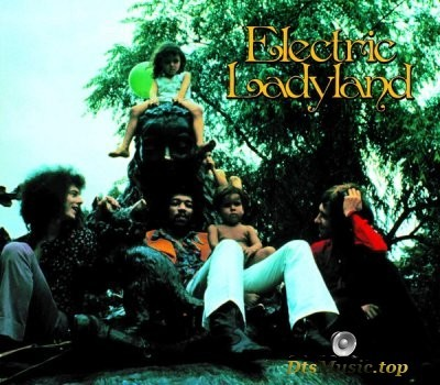 The Jimi Hendrix Experience - Electric Ladyland (50th Anniversary Deluxe Edition) (2018) FLAC 5.1
