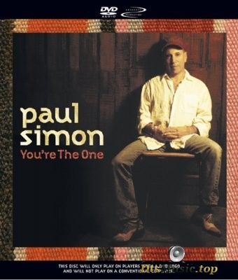 Paul Simon - You're The One (2000) DVD-Audio