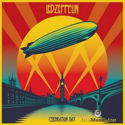 Led Zeppelin - Celebration Day (Live at London O2 Arena 2007) (2012) FLAC 5.1