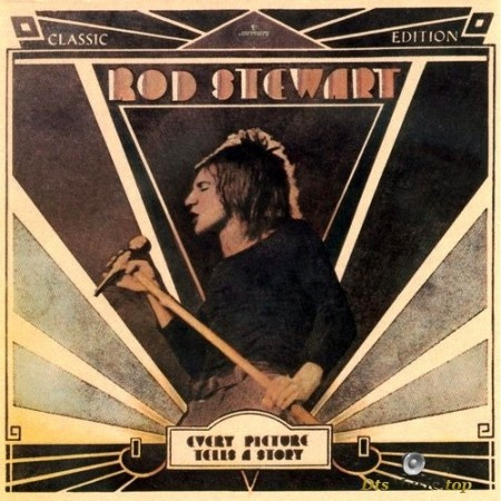 Rod Stewart - Every Picture Tells A Story (1971/2014) SACD