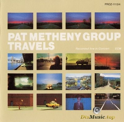 Pat Metheny Group - Travels (2018) SACD-R