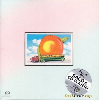 The Allman Brothers Band - Eat a Peach (2004) SACD-R