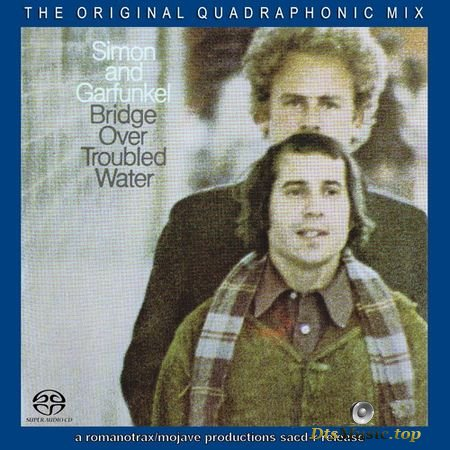 Simon and Garfunkel - Bridge Over Troubled Water (a romanotrax/mojave productions) (1970) SACD-R