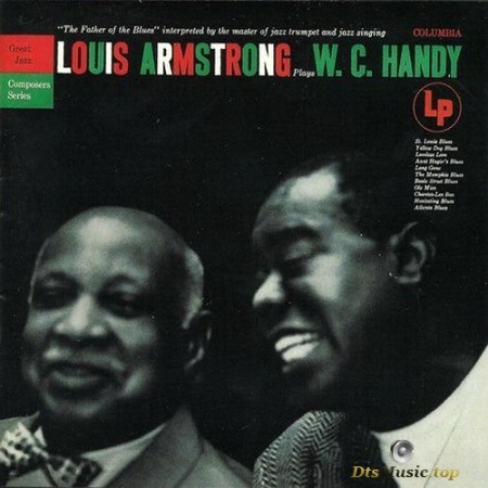 Louis Armstrong And His All-Stars - Louis Armstrong Plays W. C. Handy (1954/1999) SACD