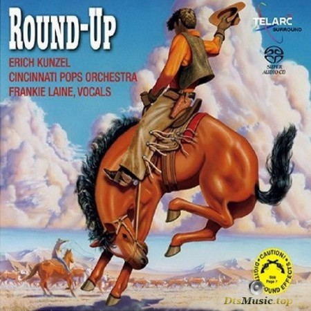 Erich Kunzel & The Cincinnati Pops Orchestra - Round-up (1986/2006) SACD