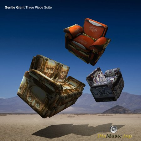 Gentle Giant - Three Piece Suite (2017) DVDA
