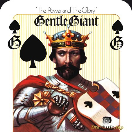 Gentle Giant - The Power And The Glory (1974, 2014) DVDA
