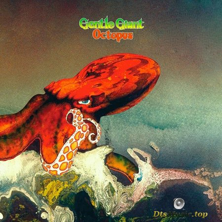 Gentle Giant - Octopus (1972, 2015) DVDA