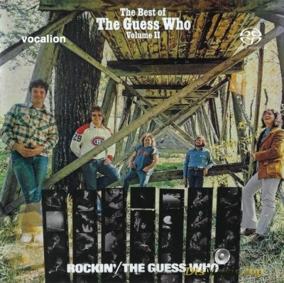 The Guess Who - Rockin' & The Best Of The Guess Who Volume II (2019) SACD-R