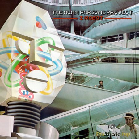 The Alan Parsons Project - I Robot (1977) DVD-A
