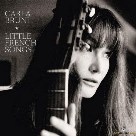 Carla Bruni - Little French Songs (2013) [Blu-Ray Audio]
