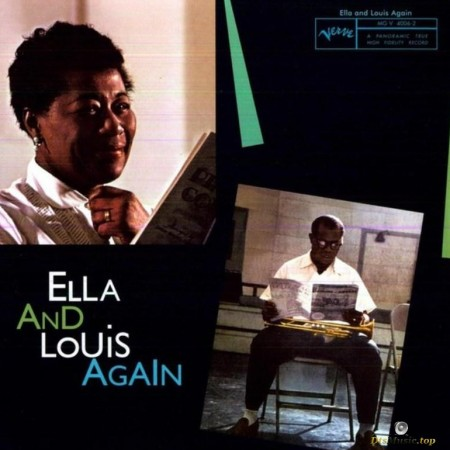 Ella Fitzgerald And Louis Armstrong – Ella And Louis Again (1957/2013) [Blu-Ray Audio]