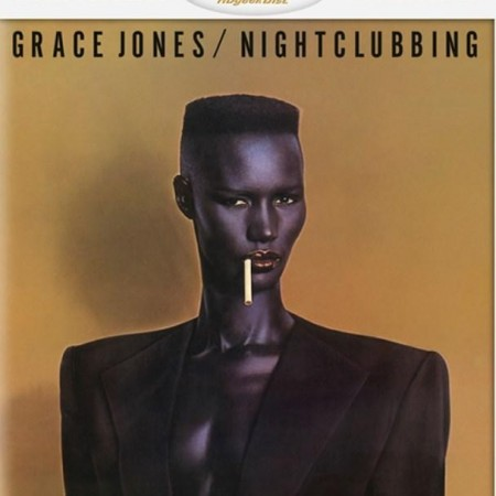 Grace Jones - Nightclubbing (1981/2014) [Blu-ray Audio]