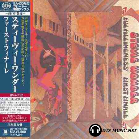 Stevie Wonder - Fulfillingness First Finale (1974/2011) SACD-R