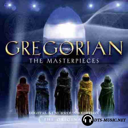 Gregorian - The Masterpieces (Live In Prague) (2005) DTS 5.1