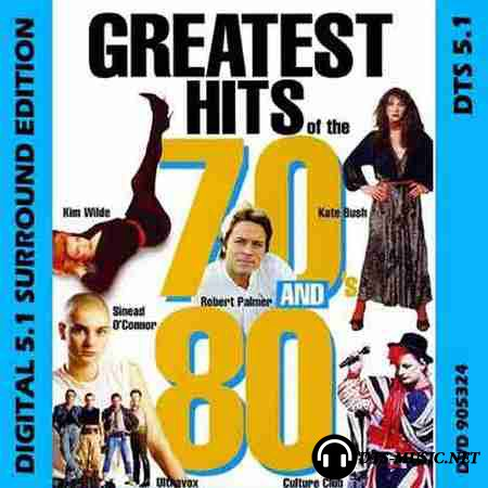 VA - Greatest Hits Of The 70's and 80's (2002) DTS 5.1
