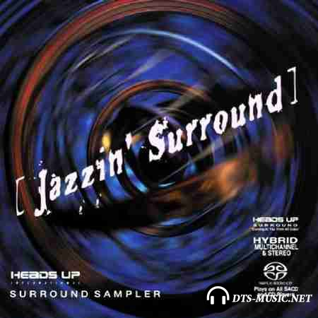 VA – Jazzin Surround (2003) DTS 5.1 ( .wav+.cue )