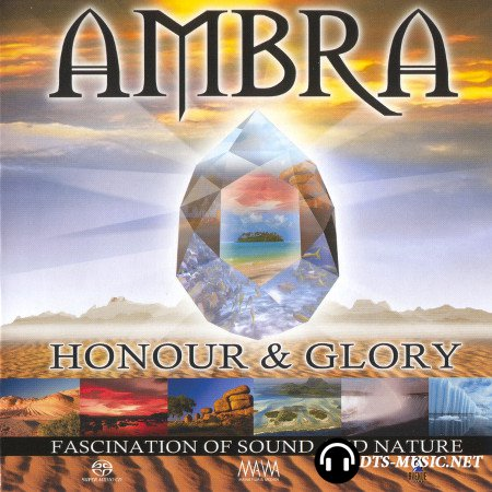 Ambra – Honour & Glory (2003) DTS 5.1 CD-Audio from SACD-R