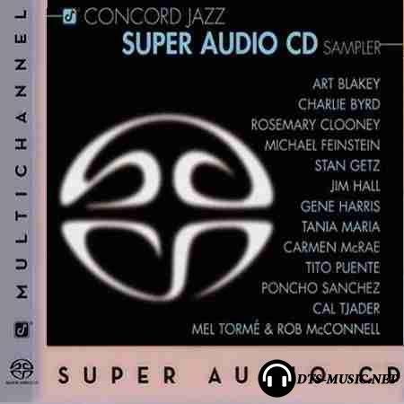 VA - Concord Jazz: SACD Sampler. volume 1 (2003) SACD-R