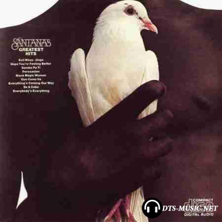 Carlos Santana - Santana's Greatest Hits (1974) DTS 5.1 (Upmix)