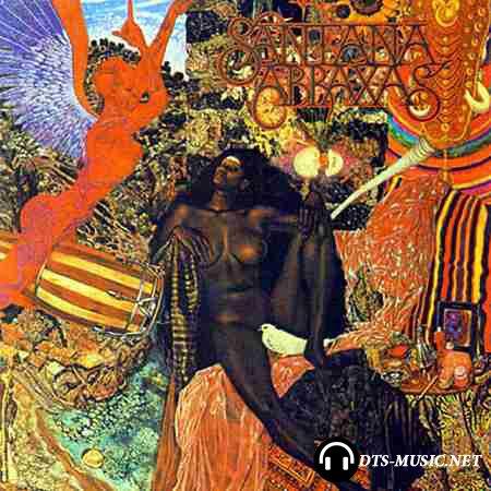 Carlos Santana - Abraxas (1970) DTS 5.1 (Upmix)