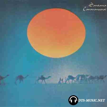 Carlos Santana - Caravanserai (1972) DTS 5.1 (Upmix)