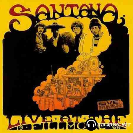 Carlos Santana - Live at the Fillmore 2 CD (1968) DTS 5.1 (Upmix)