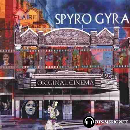 Spyro Gyra - Original Cinema (2003) SACD-R
